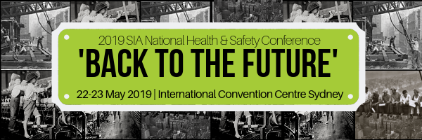 SIA National Health & Safety Conference
